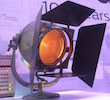 Photo: Patt.123 on display for Strand 100th Anniversary at PLASA 5 October 2014