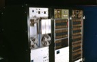 Photo: MSR paper tape drive & control racks