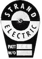 Strand Lighting logo
