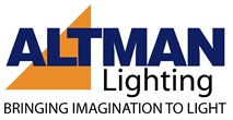 Altman Stage Lighting Co. logo