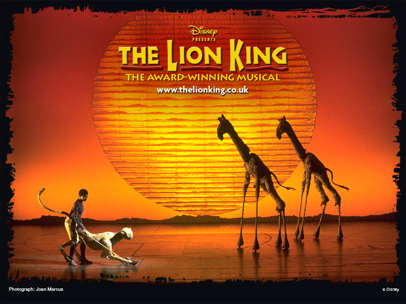 The Lion King Theatrecrafts Com