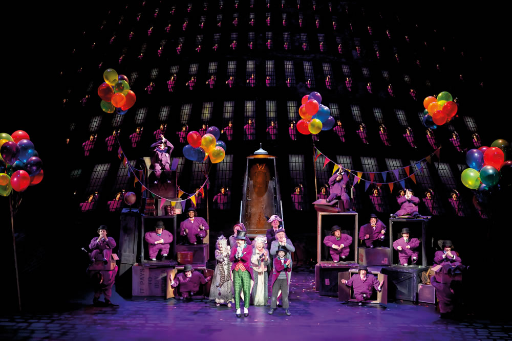 Charlie And The Chocolate Factory Broadway Script