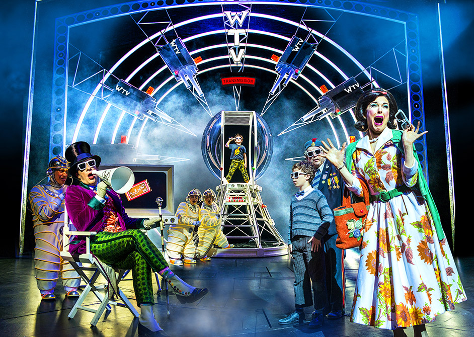 Charlie And The Chocolate Factory London Musical Songs