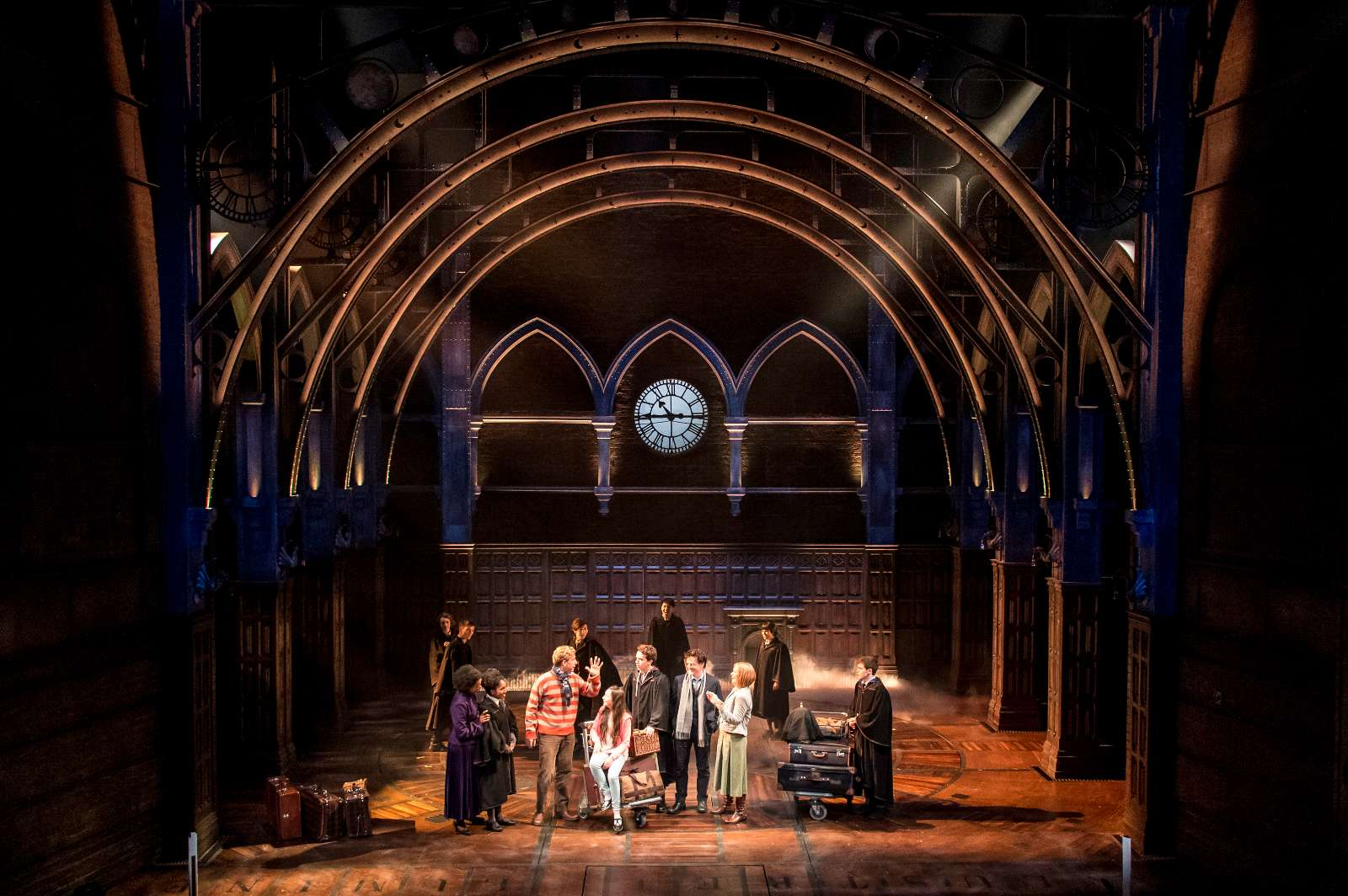 Harry Potter And The Cursed Child Parts I And Ii Theatrecrafts Com