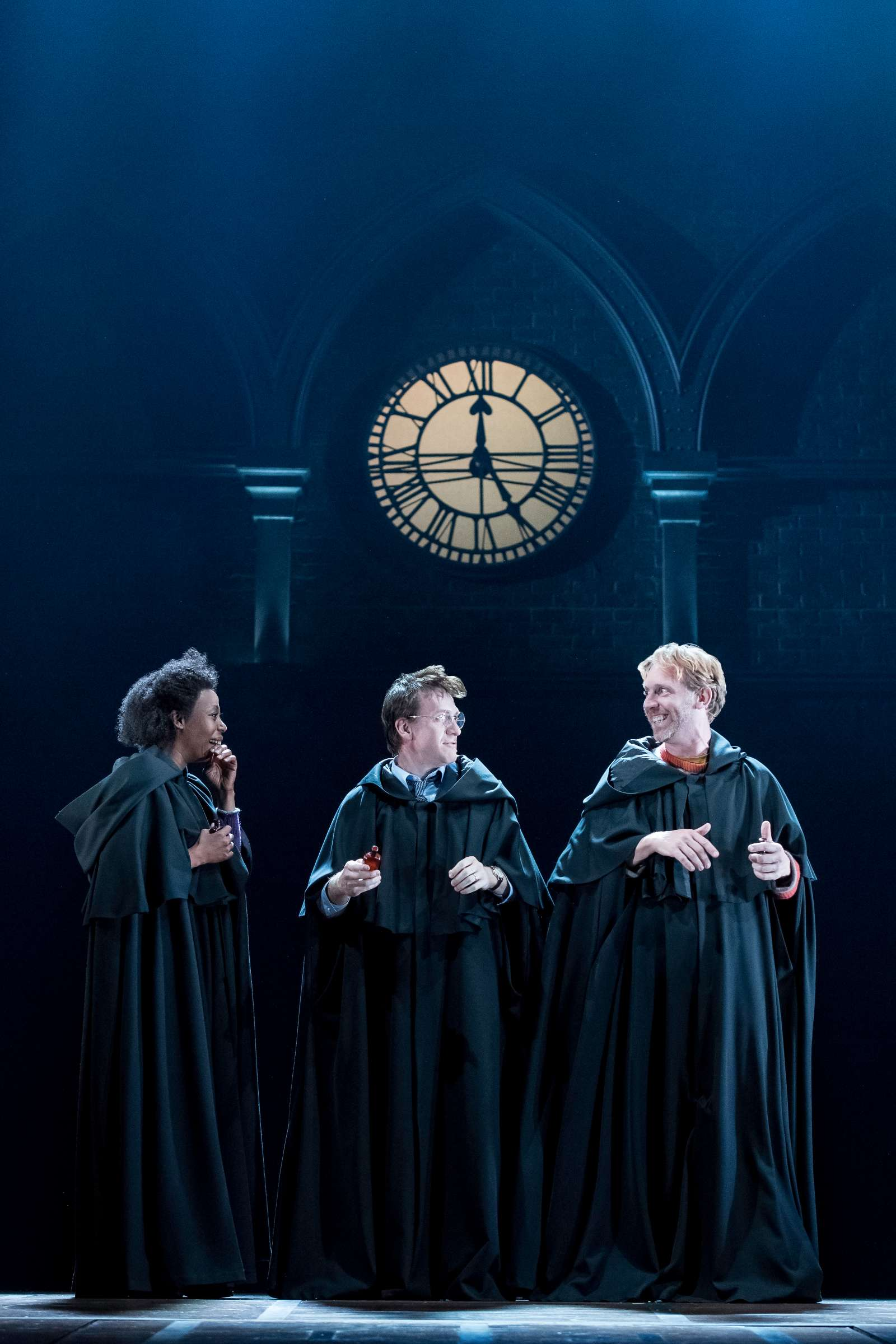 Harry Potter and the Cursed Child (Parts I and II