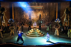 A scene from Joseph And The Amazing Technicolor Dreamcoat by Andrew Lloyd Webber and Tim Rice @ London Palladium. Directed by Laurence Connor.(Opening 11-07-19)
