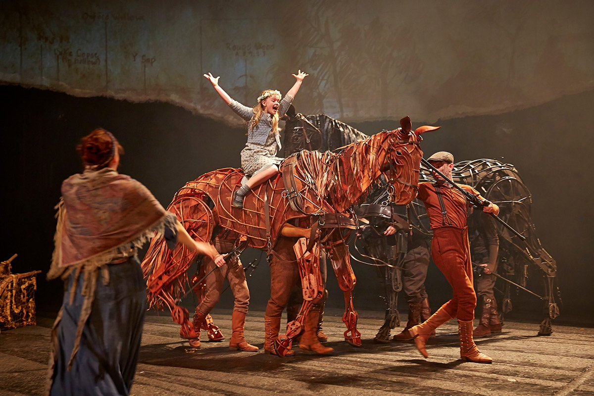 War Horse Theatrecrafts Com