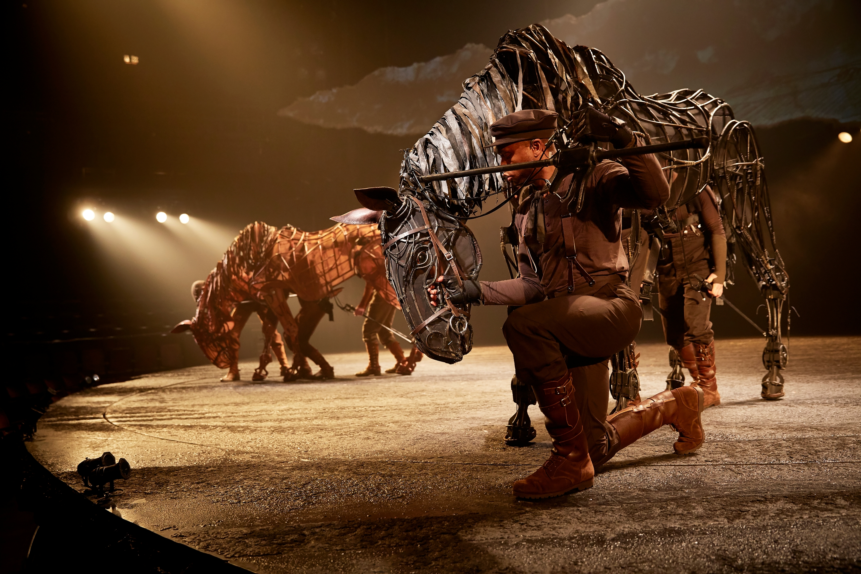 War Horse – Theatrecrafts.com