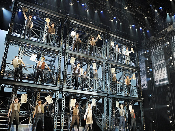 Once The Musical Tour Cast