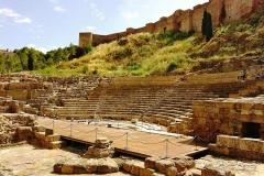 Teatro Romano, Malaga