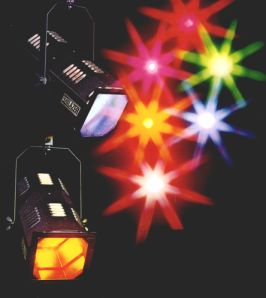 Strand Lighting Parblazers (1980s)