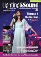 Florence and the Machine – LSI 2010 February
