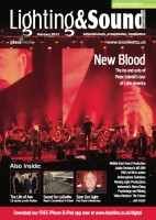 Peter Gabriel – New Blood – LSI – Feb 2012