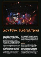 Snow Patrol – LSI – March 2012
