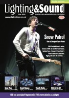 Snow Patrol – LSI May 2009