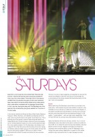 The Saturdays – LSI 2012 January