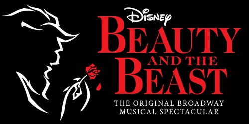 Disney's Beauty and the Beast logo (from official website, (c) Disney)