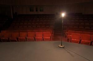 Ghost Light (courtesy of ramagrrl on Flickr)