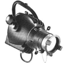 Strand Pattern 23 Profile (500W) from 1951