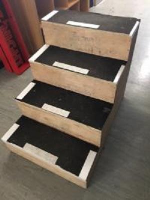 Set of Treads