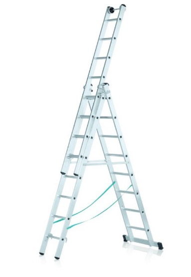 Zarges Skymaster Plus 3 part ladder (Zarges website)